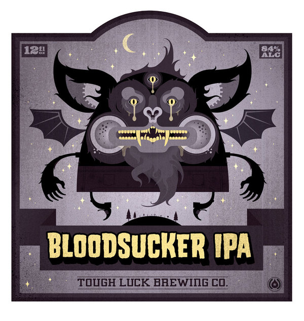 Tough Luck Bloodsucker IPA
