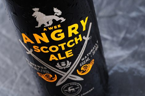 Russell Angry Scotch Ale