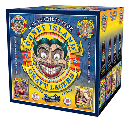 Coney Island Craft Lagers