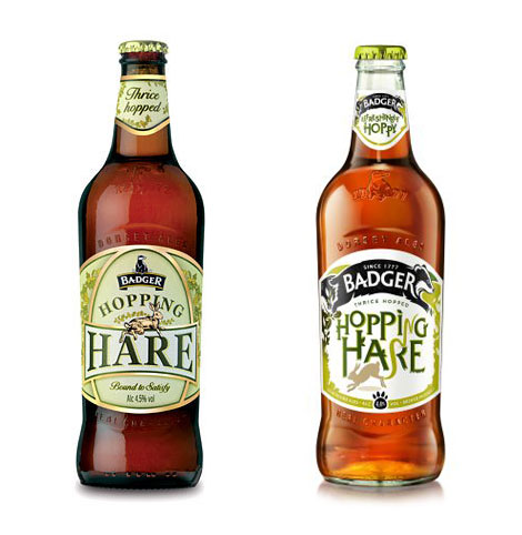 Hopping Hare Ale
