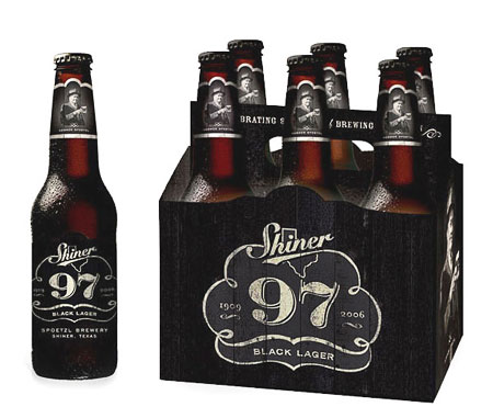 Shiner 97 Black Lager