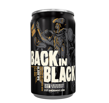 21st Amendment Back in Black IPA