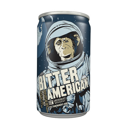 21st Amendment Bitter American | Oh Beautiful Beer
