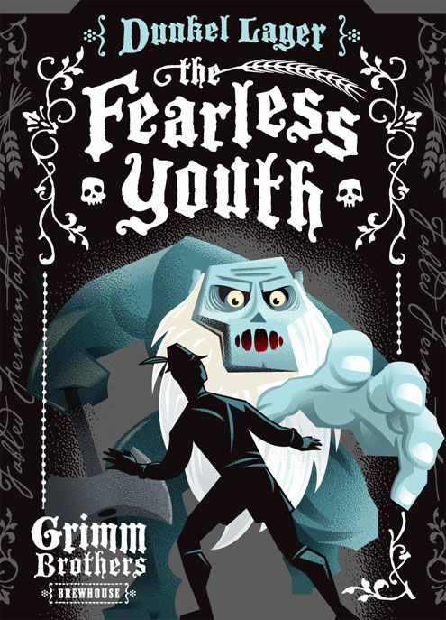 Grimm Brothers' Fearless Youth