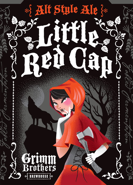 Grimm Brothers' Little Red Cap