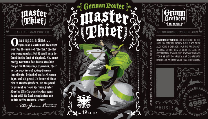 Grimm Brothers' Master Thief