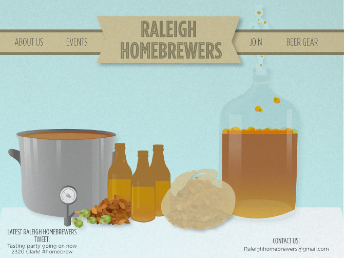 Raleigh Homebrewers