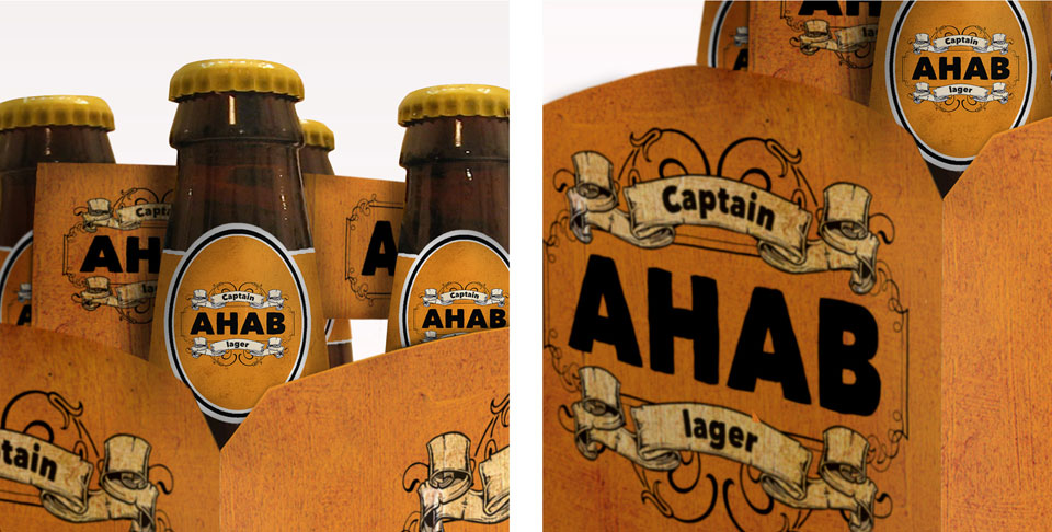 Captain Ahab Lager