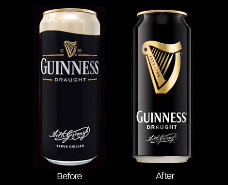 Guinness Can