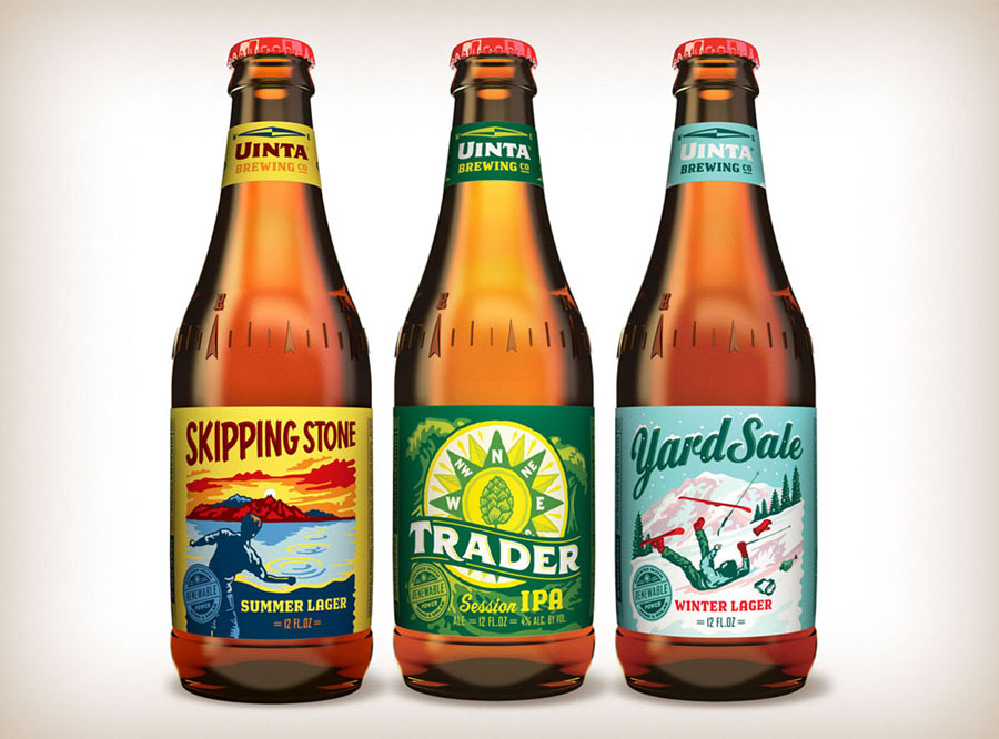 Uinta Brewing Company