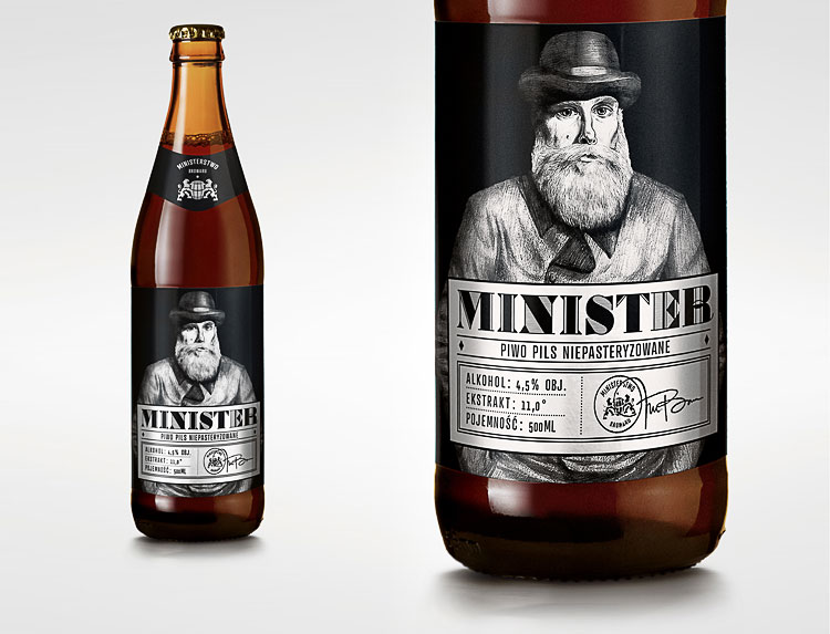 Minister Beer