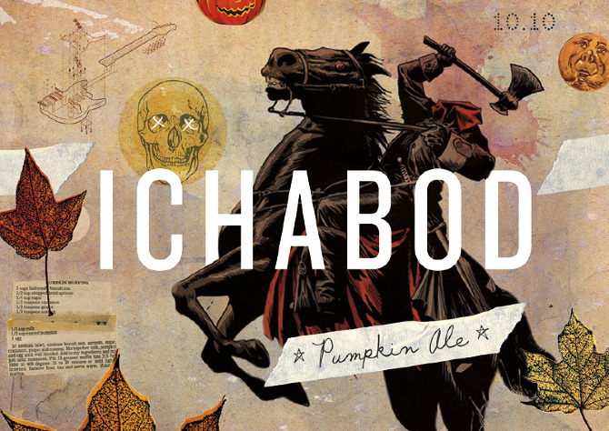 Ichabod Pumpkin Ale