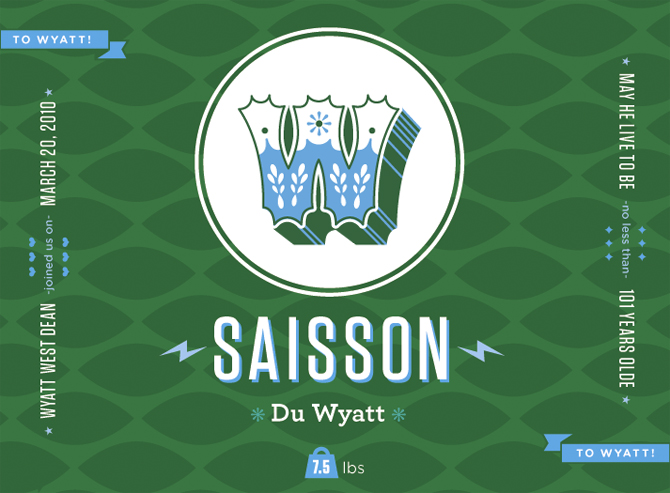 Saisson Du Wyatt