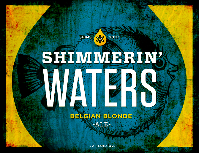Shimmerin' Waters