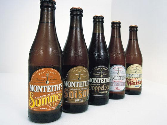 Monteith's Specialty Beers