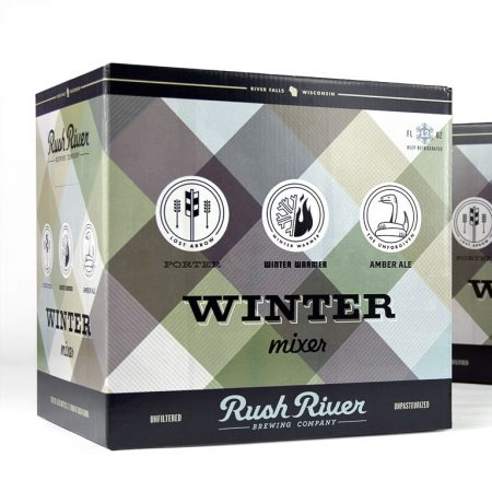 Rush River Winter Mixer