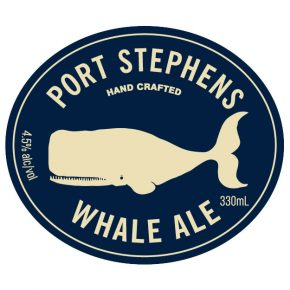 Port Stephens Whale Ale