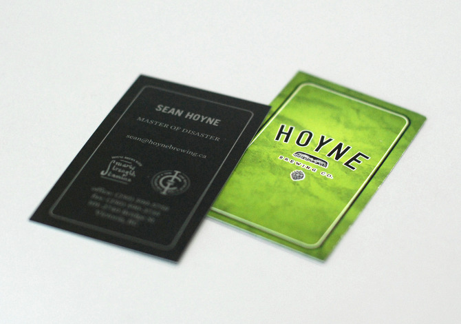 Hoyne Brewing Co.