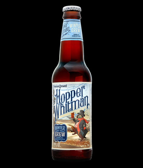 Hopper Whitman Bottle