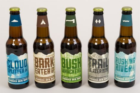 ADK Brew Works Bottles