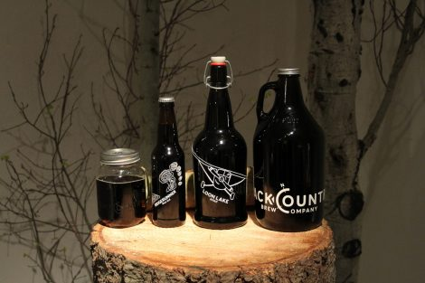 Backcountry Brew Company Bottles