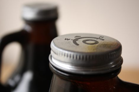 Backcountry Brew Company Growler Caps