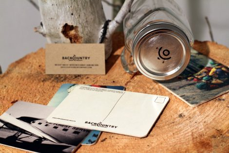 Backcountry Brew Company Identity