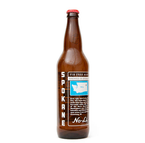 No-Li Brewhouse Bottle