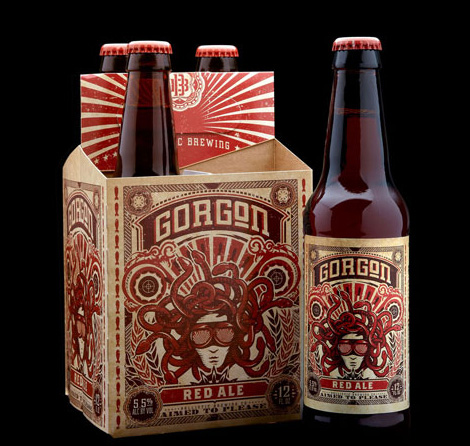 Ballistic Brewing Gorgon Red Ale