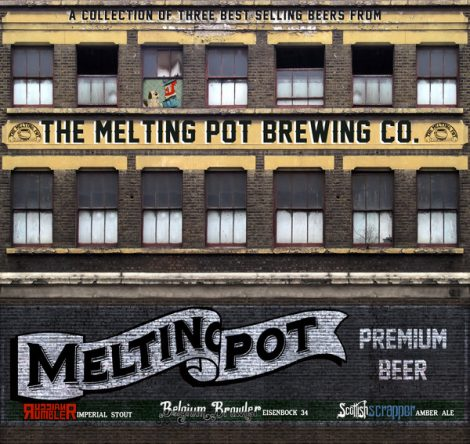 The Melting Pot Brewing Company