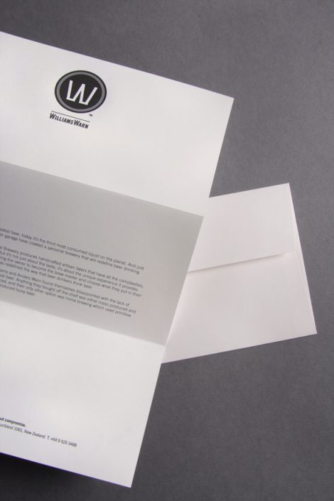 WilliamsWarn Letterhead