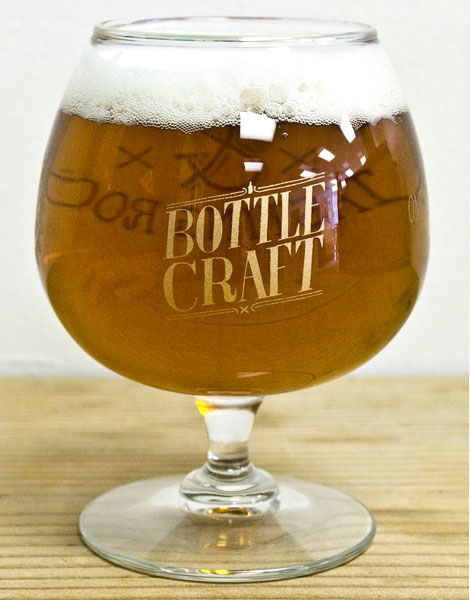 Bottle Craft Snifter Glass