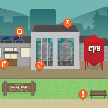Canal Park Brewing Website
