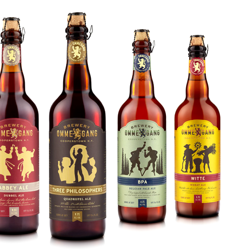 Brewery Ommegang Bottles