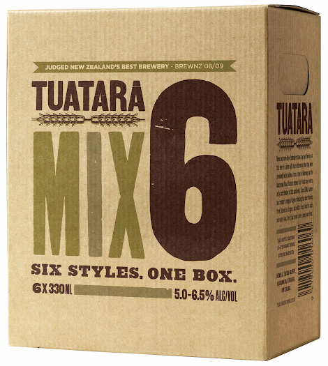 Tuatara Mix Pack