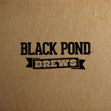 Black Pond Brews Logo