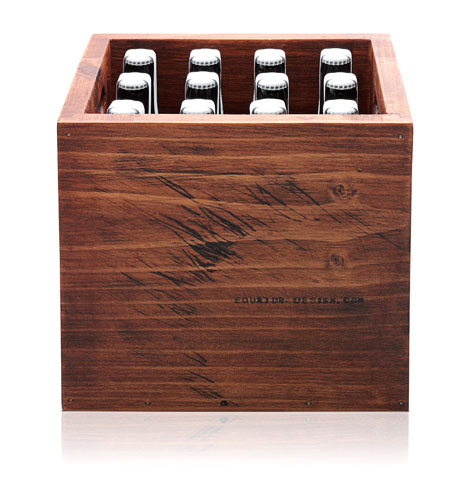 Equator Design Beer Case