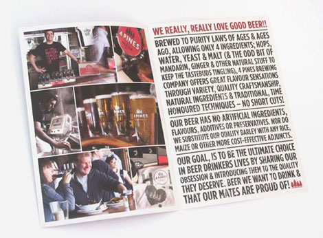 4 Pines Brewing Magazine