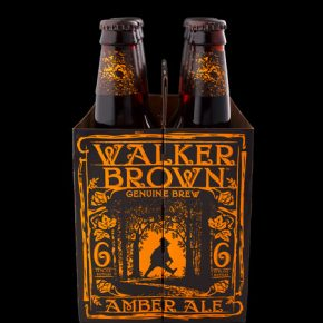 Walker Brown Beer Packaging