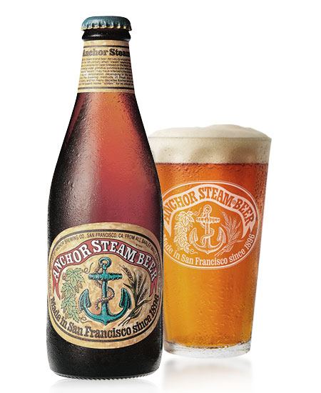 Anchor Steam Bottle