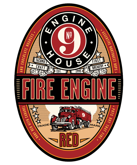 Engine No. 9 Amocat Label