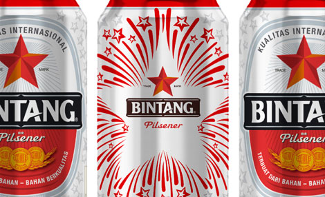 Bintang Limited Edition Can