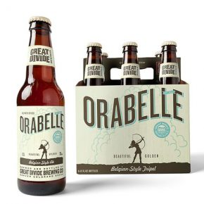 Great Divide Orabelle Packaging