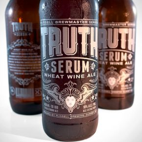 Russell Brewing Truth Serum Label