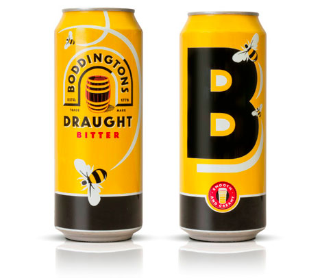 Boddingtons Cans Oh Beautiful Beer