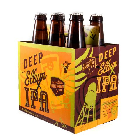 Deep Ellum Brewing Co. Packaging