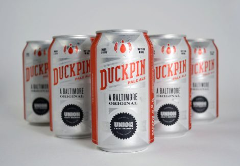 Union Craft Brewing Cans