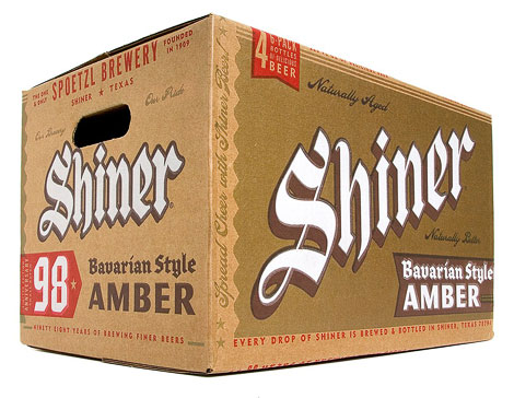 Shiner Bavarian Amber Case