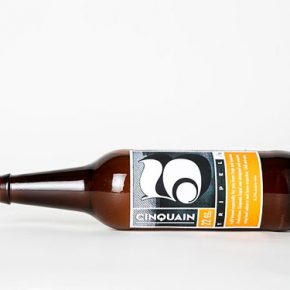 Cinquain Tripel Label