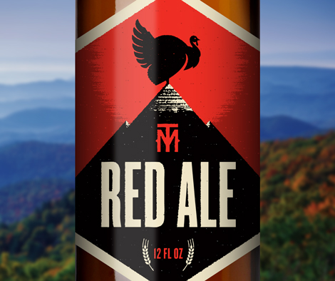 Turkey Mountain Brewhaus Red Ale
